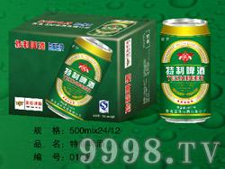 特制啤酒500ml(罐)