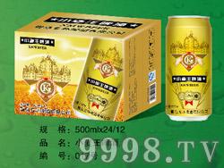 小麦王啤酒500ml(罐)