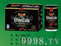 黑啤啤酒320ml