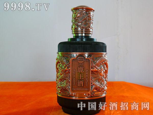 新品鹿王酒酒52度