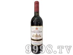 拉金罗博克干红葡萄酒2009