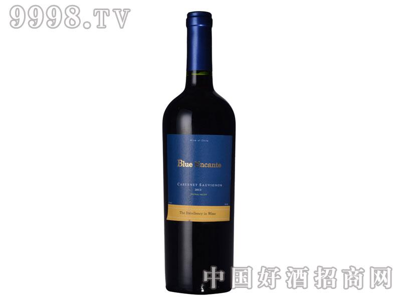 智利进口红酒-小蓝魅赤霞珠干红葡萄酒