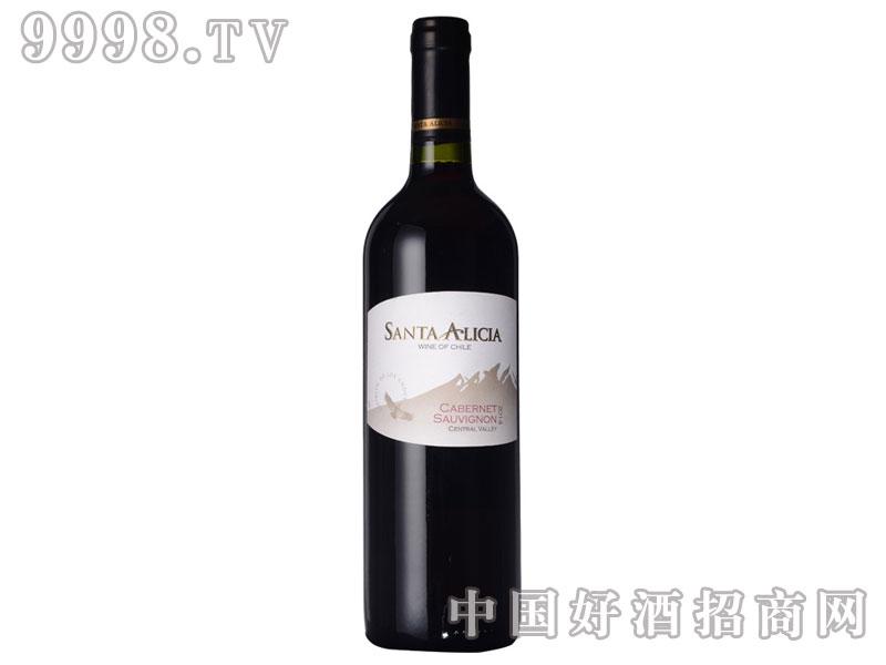 智利进口红酒-艾丽丝赤霞珠干红葡萄酒