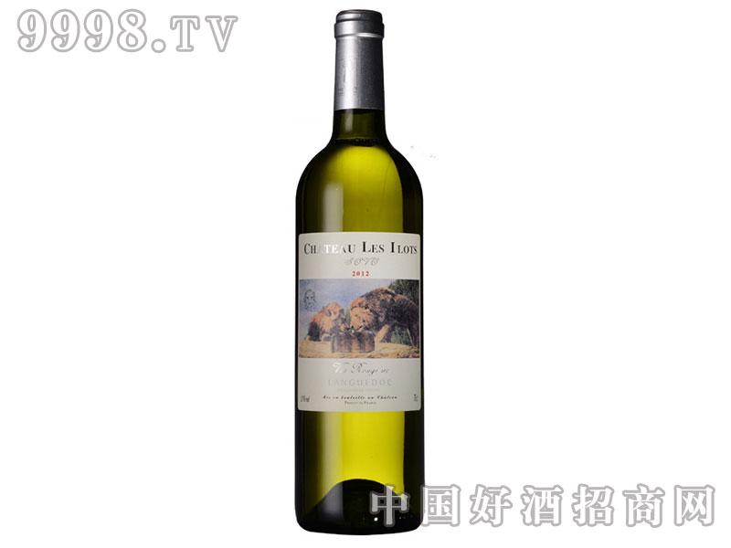 法国进口红酒-伊洛特索沃干白葡萄酒