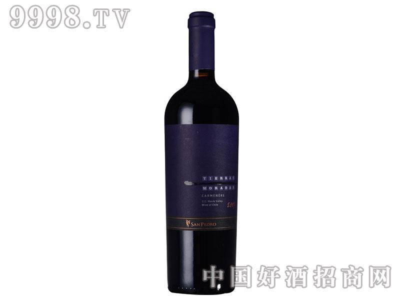 智利进口红酒-紫醇高档干红葡萄酒
