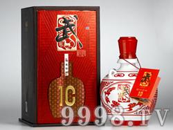 坛藏系列武酒盒装