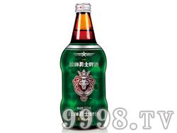 锐狮啤酒军罐500ml(瓶装)