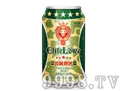 锐狮啤酒军罐330ml