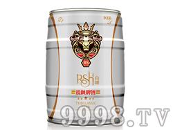 锐狮啤酒・巴伐利亚风情5L(白啤)