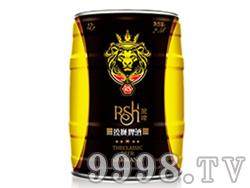 锐狮啤酒・巴伐利亚风情2.5L(黑啤)