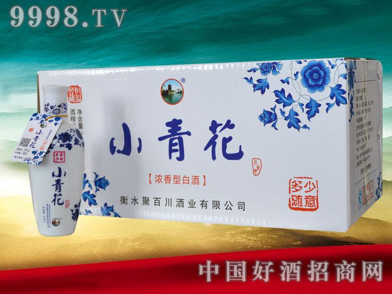 老白干酒-小青花38度(248mlx18)瓶