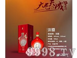 泸州老窖酒道师之淡雅酒