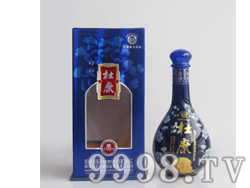 白水杜康之蓝色经典酒