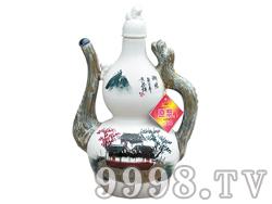 玉液春珍藏酒-水壶