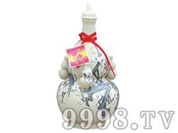 玉液春珍藏酒-葫芦