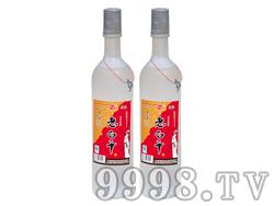 老白干酒-磨砂-52度500mlx12