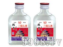 北京二锅头酒56度100mlx40