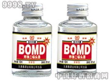 炸弹二锅头酒56度100mlx40