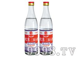北京二锅头酒五十六度500mlx12(白)