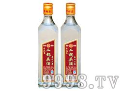 老北京二锅头酒52度500mlx12