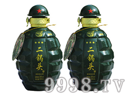 二锅头酒-手雷100mlx6