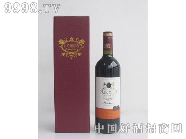 法国红酒之黑珍珠红酒