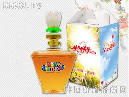 生日喜庆金桂花酒