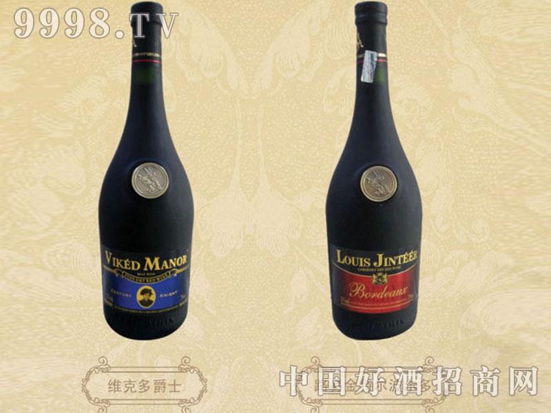 路易金特尔波尔多红酒