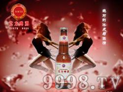 北方啤酒-北方佳人330ml(棕瓶)