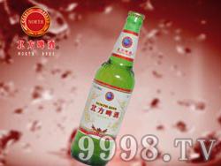 北方啤酒-北方佳人330ml(绿瓶)