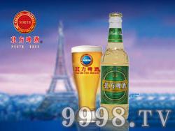 北方啤酒-绿色畅想330ml(白瓶绿标)