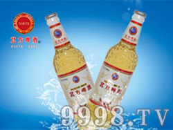 北方啤酒-北方佳人500ml