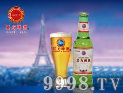 北方啤酒-8度绿色畅想330ml(绿瓶)