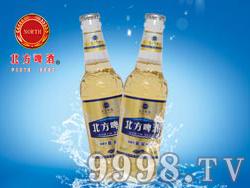 北方啤酒500ml(白瓶)