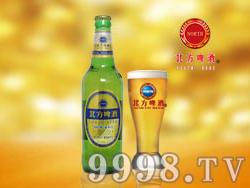 北方啤酒-8度五谷丰登500ml(圆标)