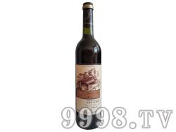 圣图酒堡蛇龙珠干红葡萄酒(五星)