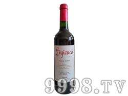 法国路易古奇罗恩干红葡萄酒