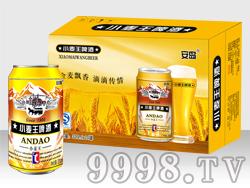 安岛小麦王啤酒(320mlx24)