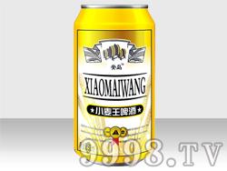 安岛小麦王啤酒500ml