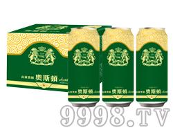 奥斯顿啤酒500ml