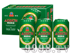 奥斯顿精品啤酒330ml