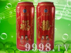 奥德旺啤酒-福喜500ML
