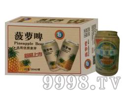 青邑菠萝啤330mlx24罐
