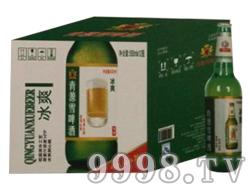 青源雪啤酒冰爽10°500mlx12瓶