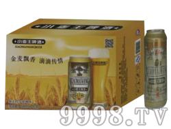 青邑小麦王8°10°500mlx12罐