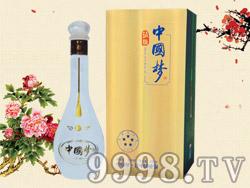中国梦酒(黄盒)