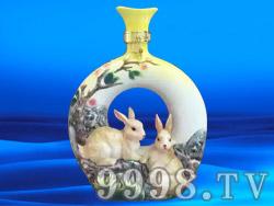 十二生肖酒之兔