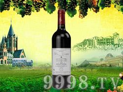 拉格耶王子干红葡萄酒