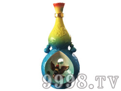 纪念收藏定制酒(葫芦瓶)