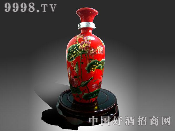 福缘道・商务酒定制(荷花)